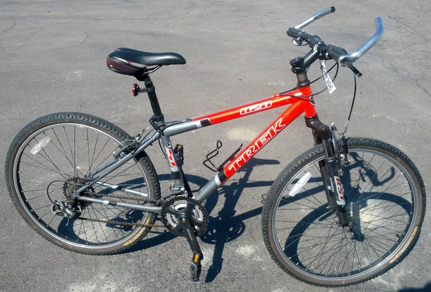 Trek 820 16inch Life S A Cycle Ride It