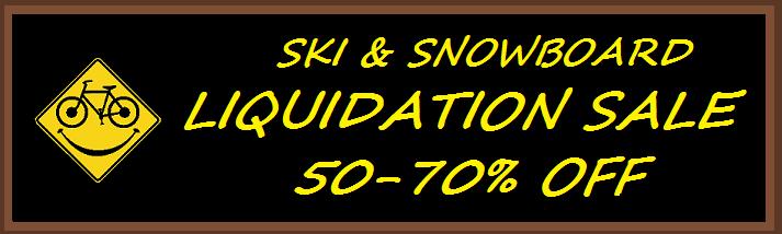 ski liquidation