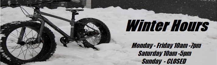 winter fat bike hours